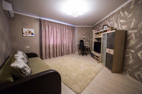 Ремонт квартиры на ул. Крылова